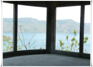 Club House Panoramic windows